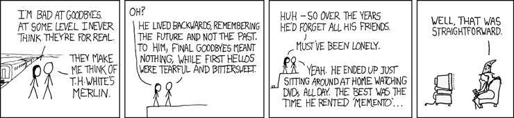 Obligatory answer from xkcd