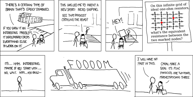xkcd nerdsniping comic