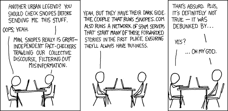xkcd.com - one of the most AWESOME web comics you'll ever subscribe to